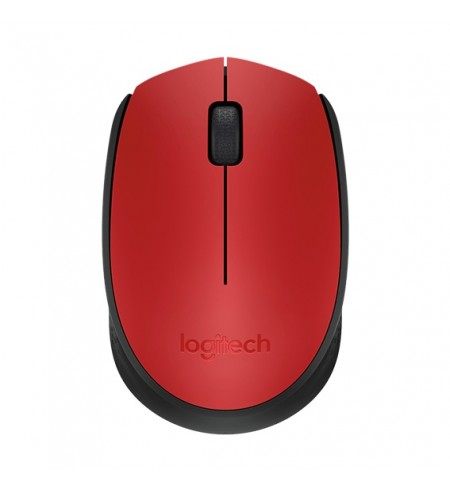 Mouse Logitech M170 Red