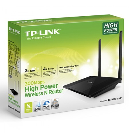 Router TP-LINK TL-WR841HP
