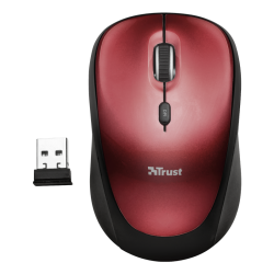 Mouse Trust YVI Red